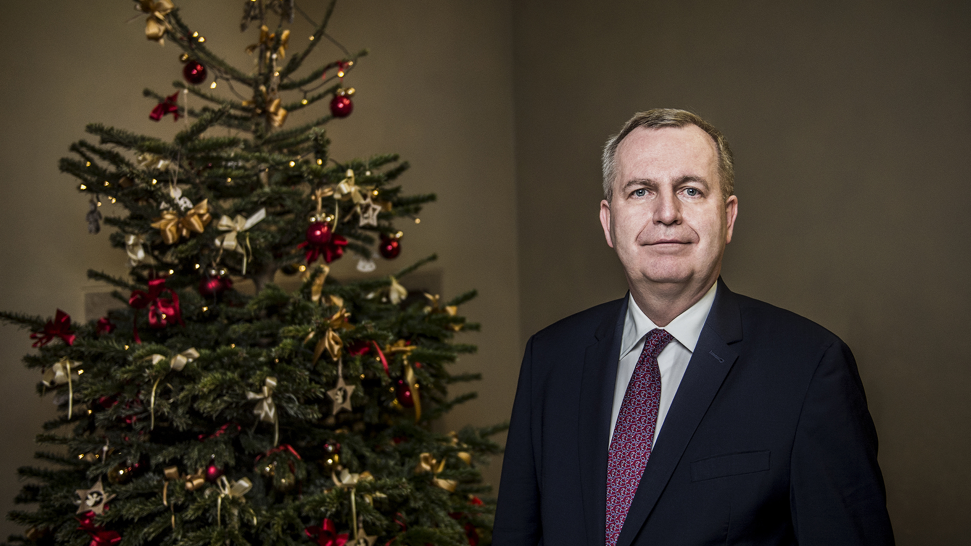 A Festive Word From the Rector of Charles University
