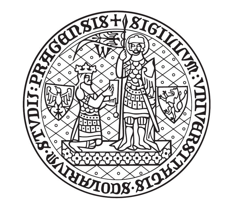 Znak UK - Univerzita Karlova