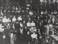 Ježíšek na chirurgické klinice, r. 1918