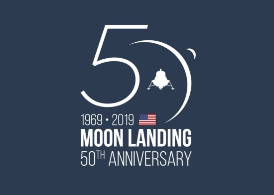 Logo of the 50th anniversary. Source: Shutterstock.