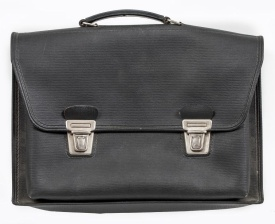 Jan Palach's briefcase