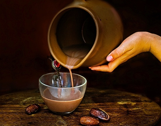 Some like it hot. Hot chocolate changed through the centuries: the old version included cloves and chili. Photo: Thinkstock